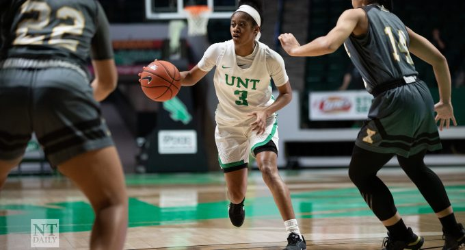 Recap: North Texas prevails over Xavier, tying program record for fewest points allowed