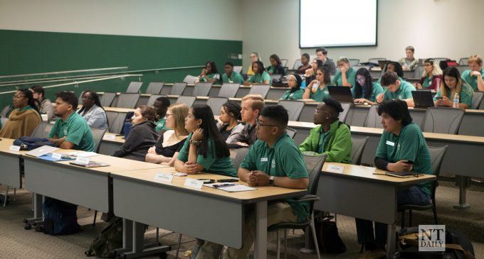 SGA Senate passes resolution for McConnell Hall reforms