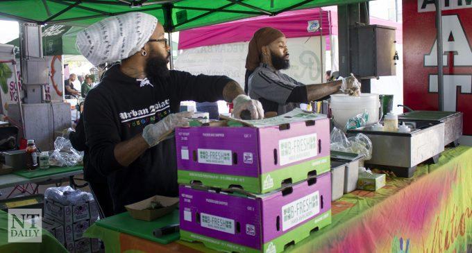Texas Veggie Fair encourages conscious living