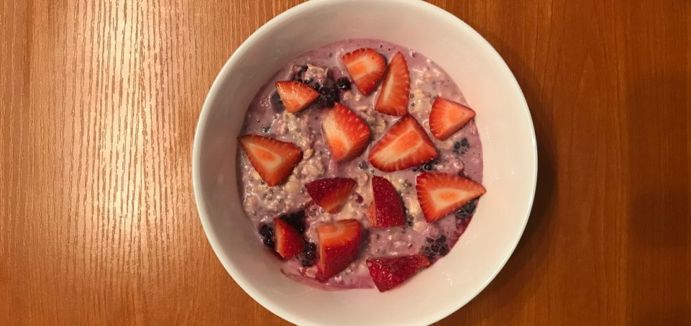 Overnight oat recipes for the non-early riser
