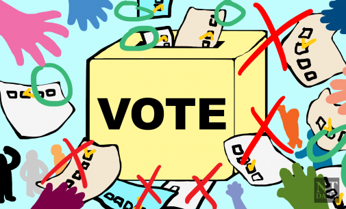 Restrictive voting rights hurt college students