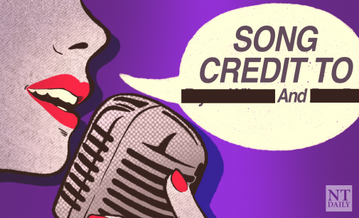 Songwriters should receive public recognition for their work