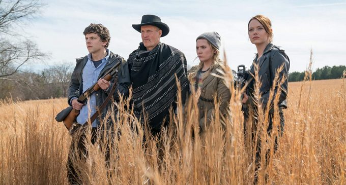 'Zombieland: Double Tap' delivers a tasty bite of the familiar