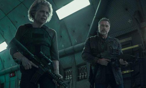 'Terminator: Dark Fate' is a serviceable, if uneven update