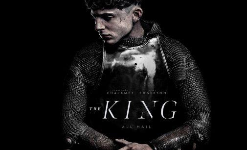 'The King:' Timothée Chalamet reigns supreme in Henry V role