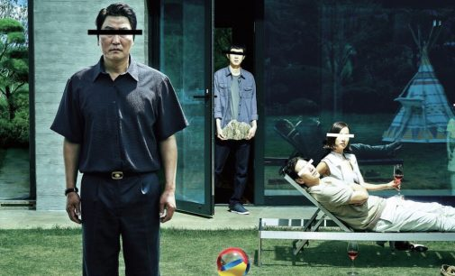 'Parasite' is director Bong Joon-ho's masterpiece
