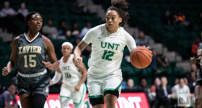 Recap: Mean Green say Aloha to the Rainbow Wahine Showdown