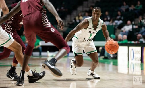 Recap: Men's basketball tallies fourth win after record setting night against Little Rock