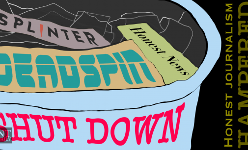 The Deadspin situation isn't the first of its kind and it definitely won't be the last