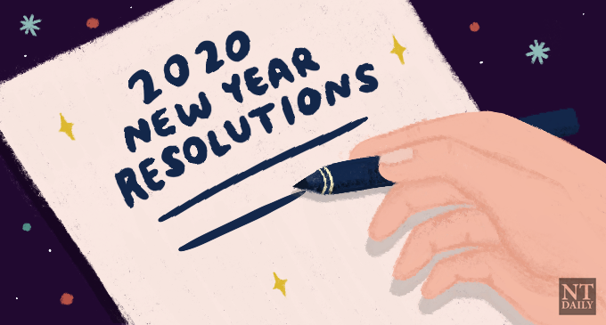 Setting goals for the new year is more beneficial than setting resolutions