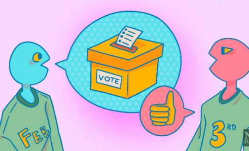 Denton and UNT prepare for the Feb. 3 voter registration deadline