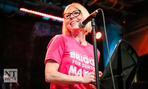 Councilwoman Keely Briggs kicks off her mayoral campaign