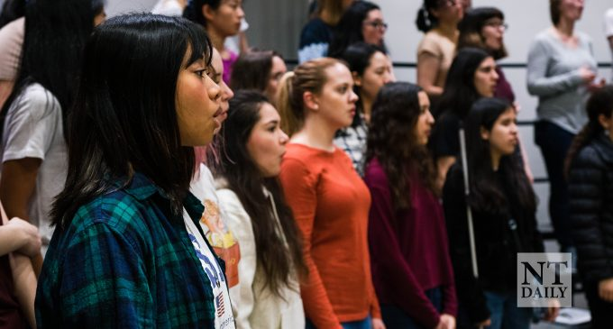 New director leads UNT's Women's Chorus into the spring semester