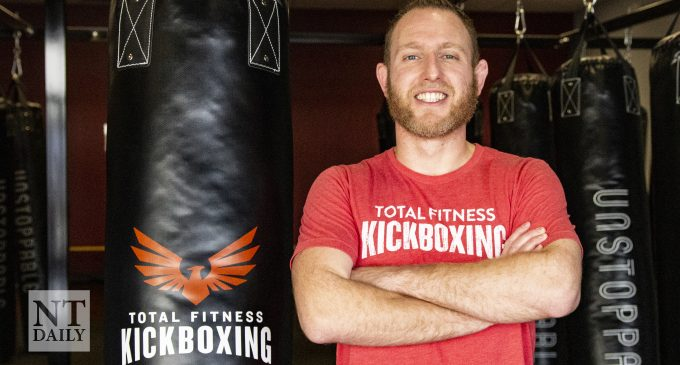Newly opened Total Fitness Kickboxing incorporates fun and family in workouts