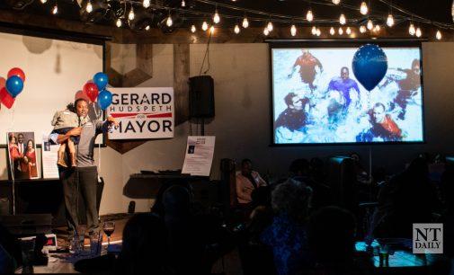 District 1 councilman Gerard Hudspeth enters race for mayor