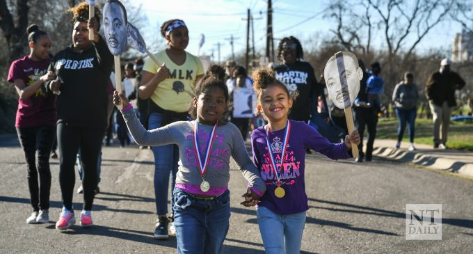 Denton community honors Dr. Martin Luther King, Jr. through MLK Jr. Day of Service