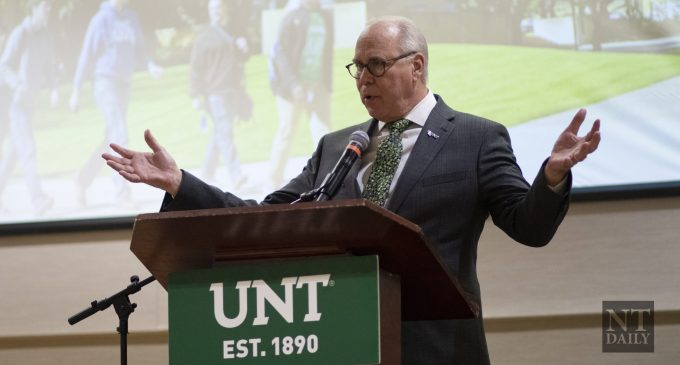 State of Student Body Address focuses on student participation, well-being