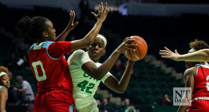 Mean Green rally around each other after slow start to conference play