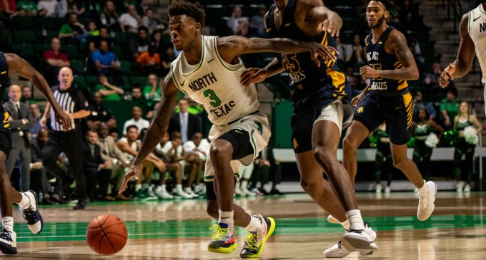 Recap: Men's basketball upsets Florida Atlantic to move up in conference standings