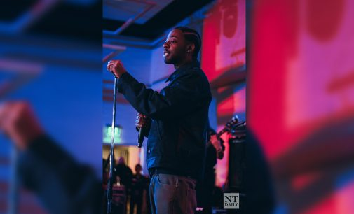 Brent Faiyaz's UNT debut brings excitement and connection to fans