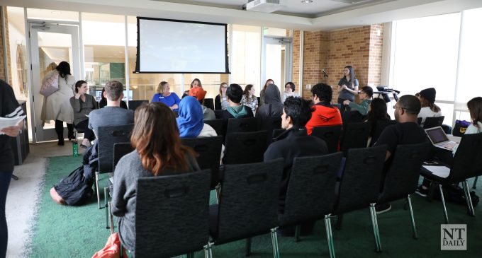 Student organizations hold mental health forum to connect students with resources