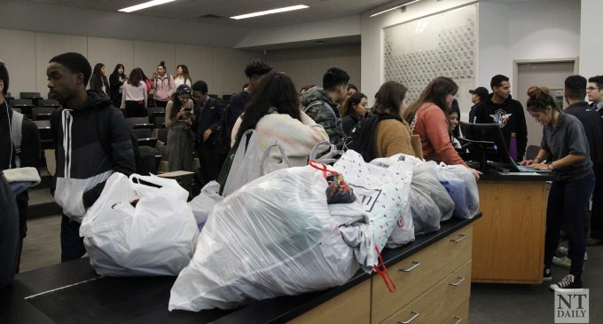 Hispanic Student Association helps Venezuela and Puerto Rico through donations