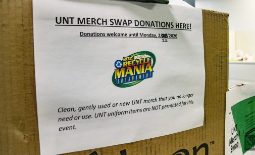 RecycleMania encourages students and faculty to adopt more sustainable practices