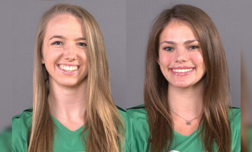 North Texas' Valerie Valerian and Rhett Robinson invited to Team USA Volleyball tryouts