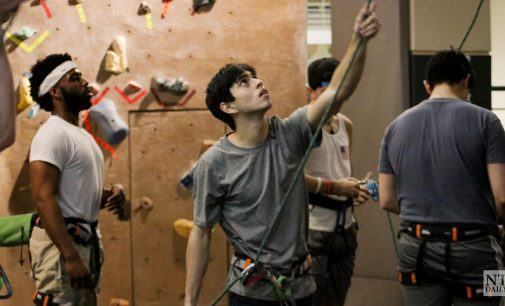 Climbing club elevates members to new heights