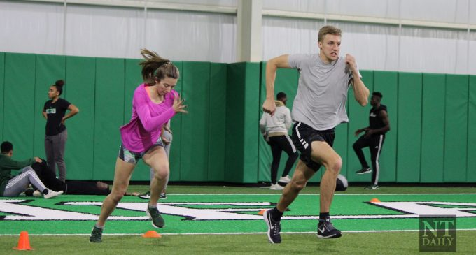 Track and field finish in Norman with more personal bests