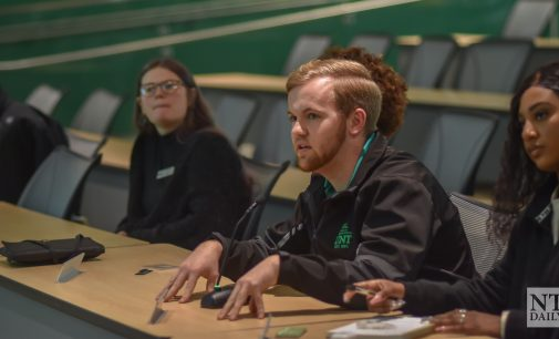 SGA faces concerns about senate recruitment at Wednesday's meeting