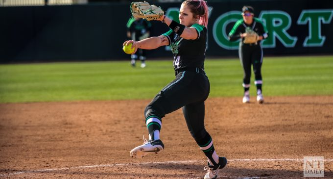 North Texas kicks off tournament with doubleheader featuring Abilene Christian and Missouri State