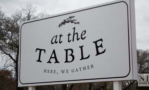 At The Table provides catering with a flair for Southern hospitality