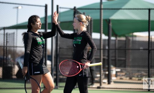 Mean Green opens conference play with a win over Louisiana Tech