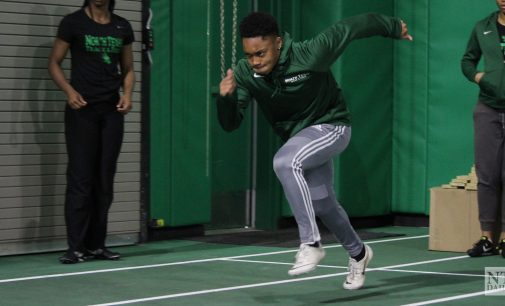 Track and field's finish in Conference USA event keeps teams out of NCAA indoor championships