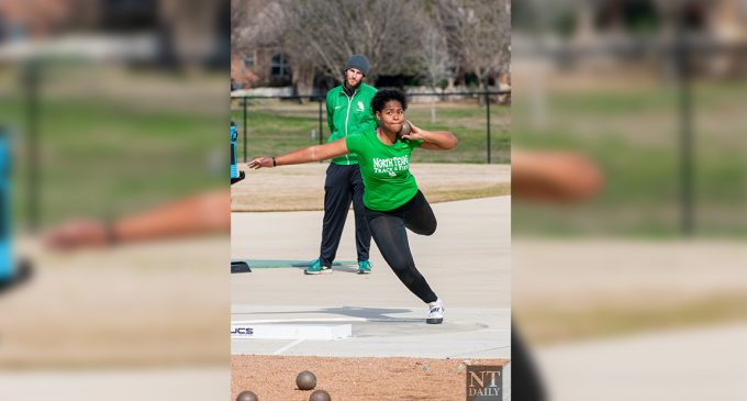 North Texas track and field slated to compete in the indoor Conference USA championship