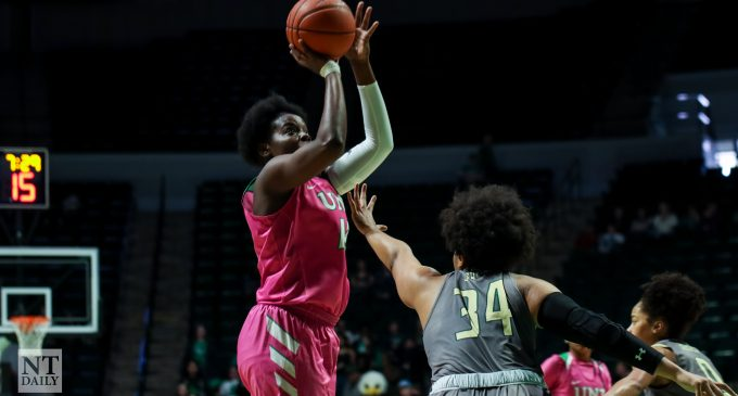 Womens basketball's five game losing streak continues after falling to Charlotte