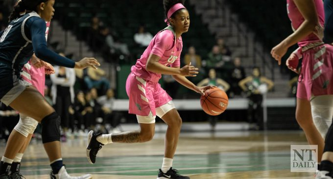 North Texas women's basketball lose to Rice