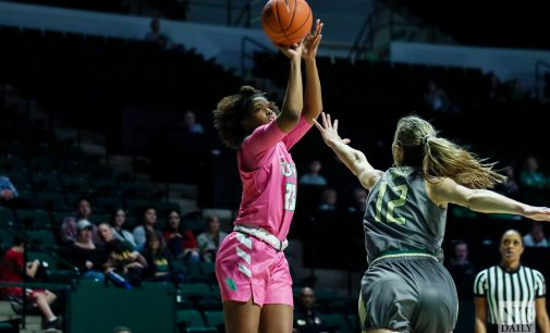Mean Green women's basketball fueled by freshmen play