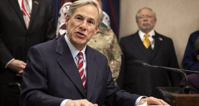 Governor Abbott activates Texas National Guard in response to COVID-19