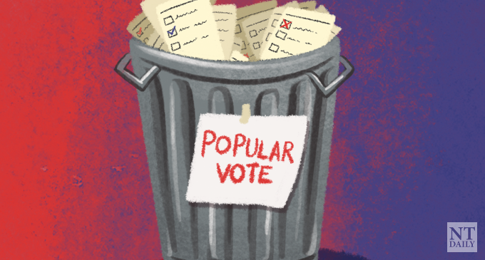 American democracy is in jeopardy because of its voting system