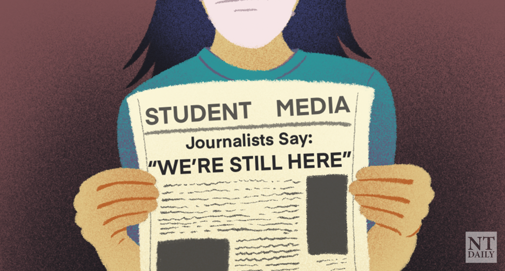 During these uncertain times, student media is still there for comfort