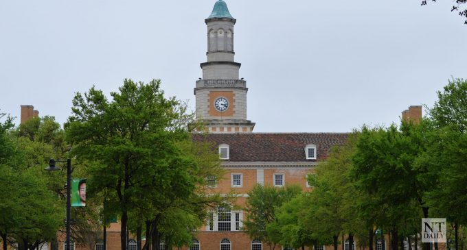 UNT begins transition to essential operations only on-campus