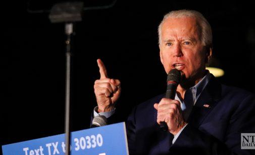 Joe Biden wins Texas Democratic primary, Texas Senate race headed for a runoff