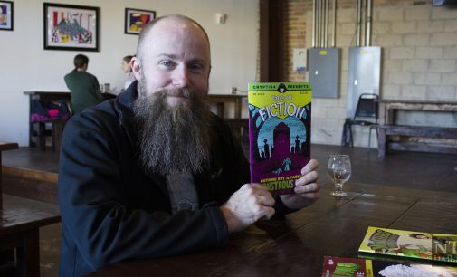 UNT alumnus uses illustrations to break down monsters in children's books