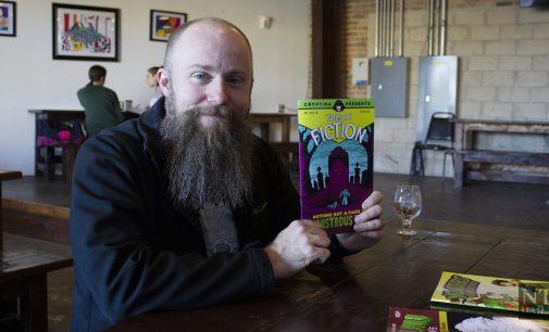 UNT alumnus uses illustrations to break down monsters in children's books