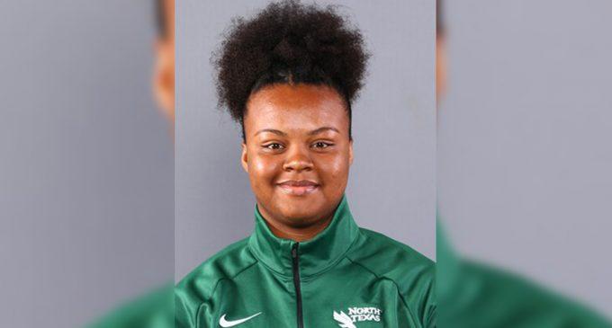 Junior track athlete raises the standard in her third year