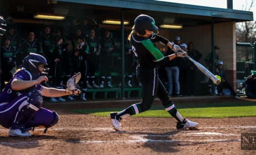 Late offensive production puts North Texas ahead of Incarnate Word
