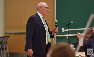 UNT System holds town hall on the university's COVID-19 response