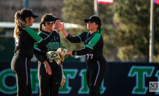 North Texas finishes Courtyard Marriot tournament with 11-3 win over Abilene Christian
